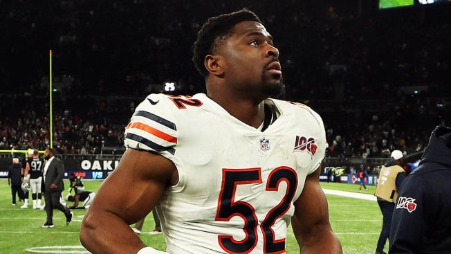 Richie Incognito Says Bears 'Didn't Like' Raiders' Physicality With Khalil Mack