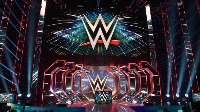 WWE Hosts Saudi Arabia's First Women's Wrestling Match