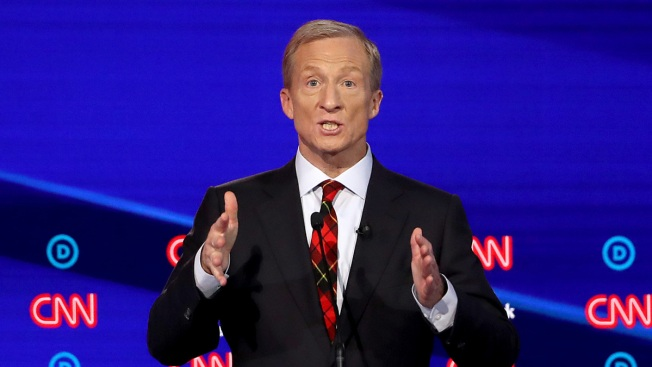 AP Exclusive: Aide of 2020 Dem Candidate Steyer Offered Money for Endorsements