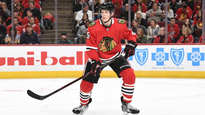 Blackhawks Make Roster Move, Placing Connor Murphy on Long-Term Injured Reserve