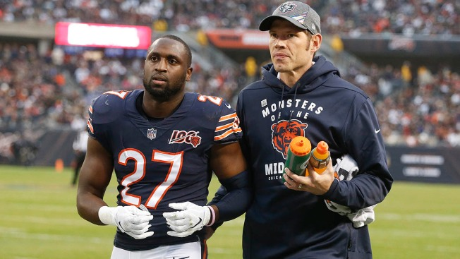 Adam Shaheen, Sherrick McManis Placed on Injured Reserve by Bears