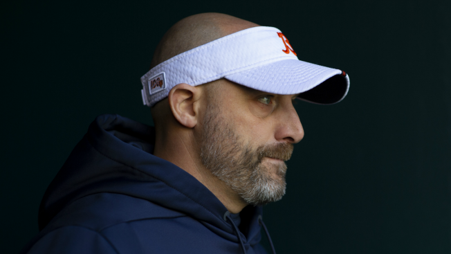 Nagy Searches for Answers With Bears' Season Slipping Away