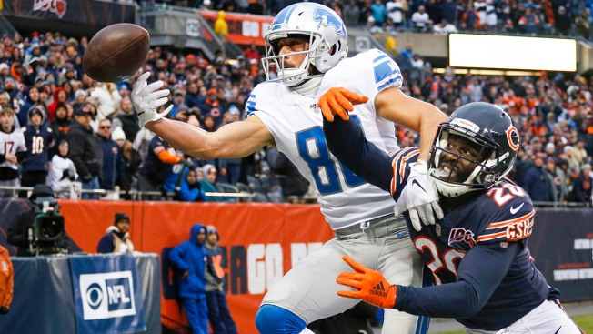 Lions vs. Bears: Stats of the Game