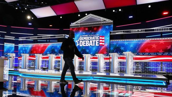 [NATL] Top News Photos: Candidates Prepare for November Debate, Impeachment Hearings, More