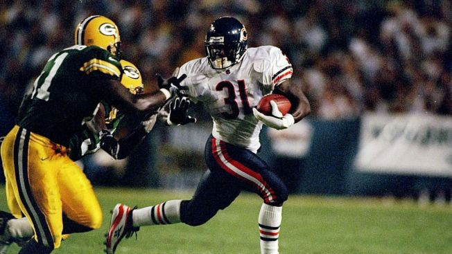 Former Bears RB Rashaan Salaam Dies at Age 42