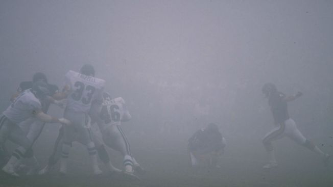 Eagles vs. Bears: A Look Back at the Iconic 'Fog Bowl'