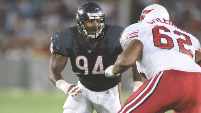 Former Bears First Round Pick John Thierry Dies at 46