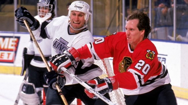 Al Secord to be Honored by Blackhawks With 'One More Shift'