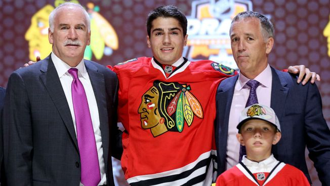 Blackhawks Announce Sale Date for 2017 NHL Entry Draft Tickets