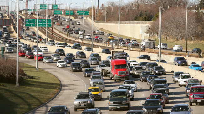 Work Zone Lanes Reopening for Holiday Travel, IDOT Says