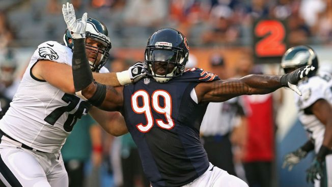 Bears Claim Lamarr Houston on Waivers