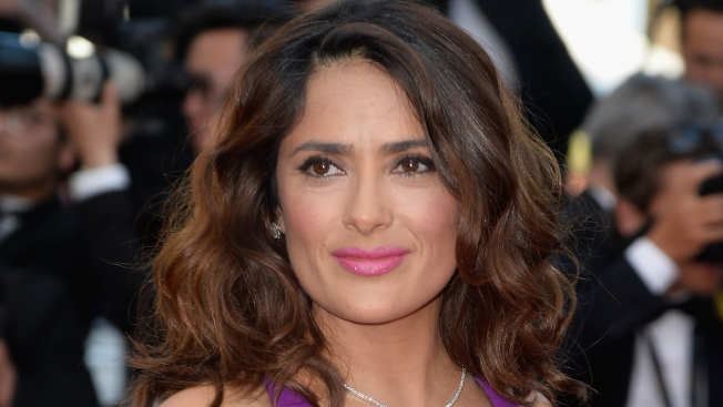Salma Hayek Mourns Death of Her Dog: 'The Most Loving and Loyal Companion'