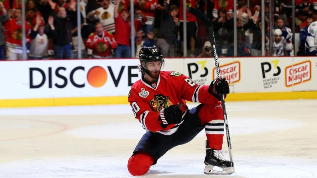 Report: Saad, Blackhawks Still Far Apart in Contract Negotiations