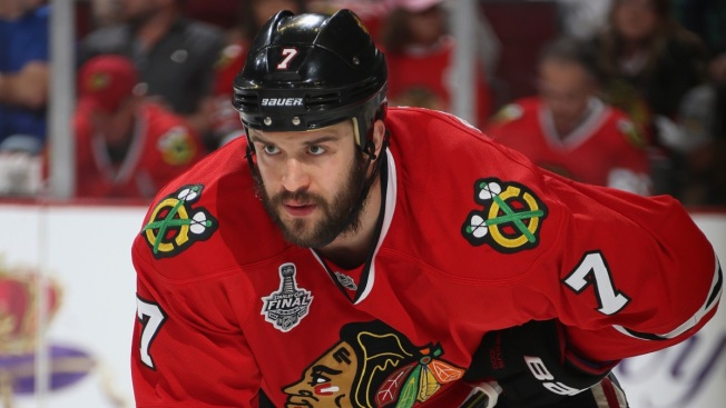 Blackhawks Name Brent Seabrook as Alternate Captain