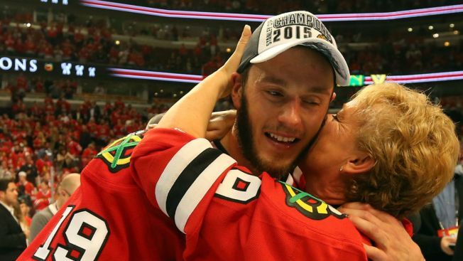 Chicago Blackhawks Share Touching Mother's Day Message