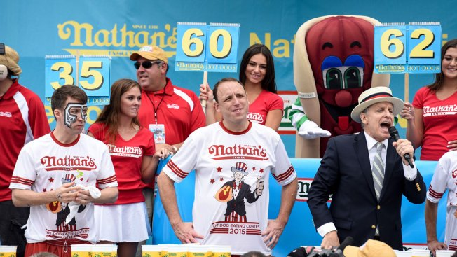 No, Nathan's Hot Dog Contest Isn't Really 100 This Year