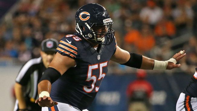 Chicago Bears Cut Hroniss Grasu, Report Says