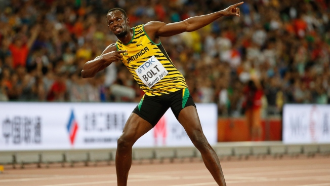 Fit Bolt sets 200m world record squarely in his sights