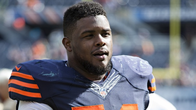 Bushrod Misses Practice as Bears' Injury Report Fills Up