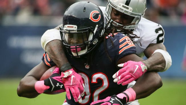 Bears fear WR Kevin White has broken collarbone