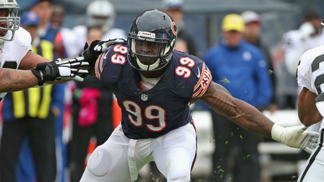 Former Bears LB Lamarr Houston Finds New NFL Home