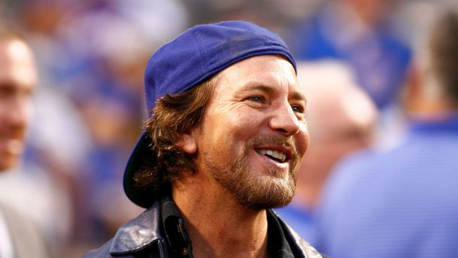 Eddie Vedder's Cubs-Inspired Song Will Tug Your Heartstrings