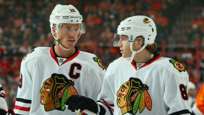 Toews, Kane Lose Status as NHL's Highest-Paid Players