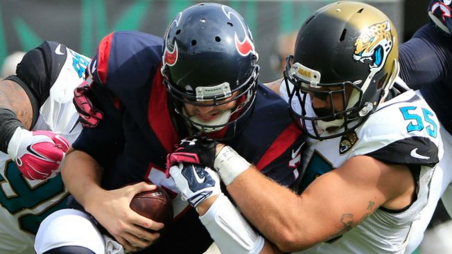Chicago Bears sign LB Dan Skuta to 1-year contract