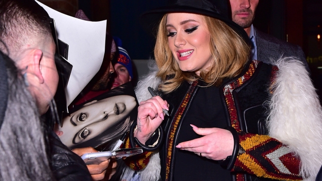 With 2.3 Million Copies Already Sold, Adele's '25' Has 1-Week Album Sales Record in Its Sites