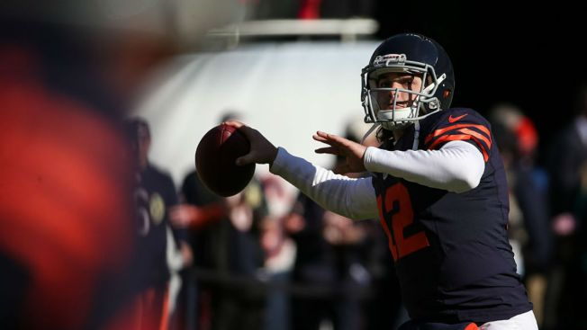 Bears Sign Fales, Place Miller on Injured Reserve