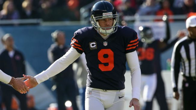 Robbie Gould Discusses Possibility of Return to Bears in Tweets
