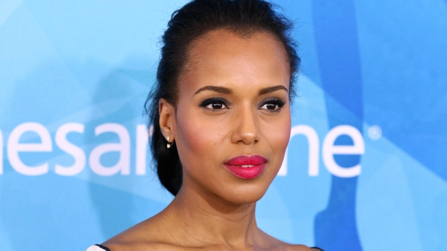 Kerry Washington on Anita Hill Role: 'I Was Terrified'