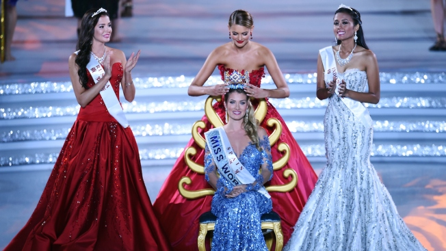 Spain's Mireia Lalaguna Royo Wins Miss World Title in China