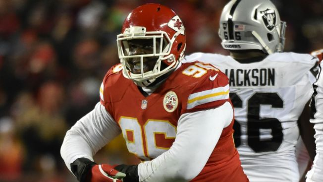 Chicago Bears Sign DL Jaye Howard to 1-Year Deal