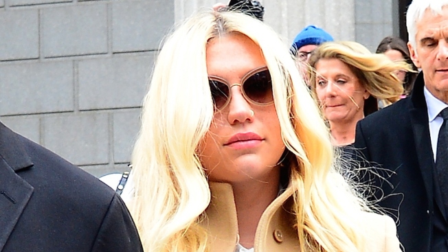 Judge Rules Singer Kesha Can't Terminate Contract