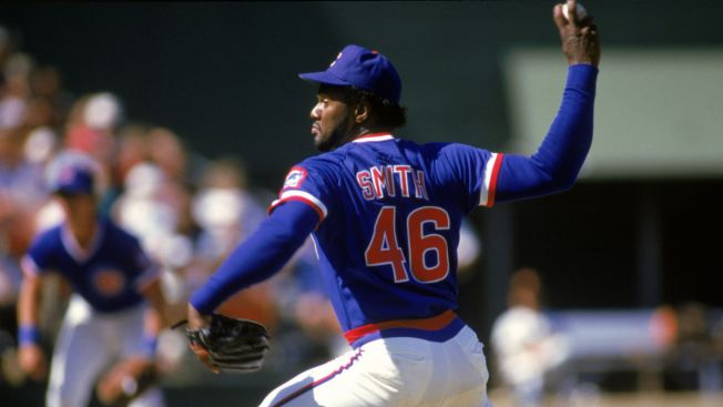 Former Cubs Closer Lee Smith Inducted Into Hall of Fame