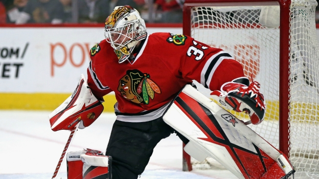 Blackhawks Blow Lead Late as Blues Score Comeback Win
