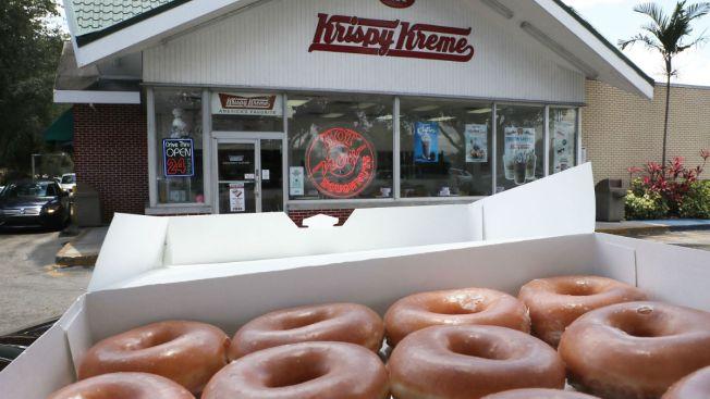 How to Get Free Krispy Kreme Doughnuts Friday