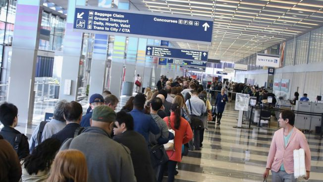 Measles alert issued for Chicago O'Hare air travelers