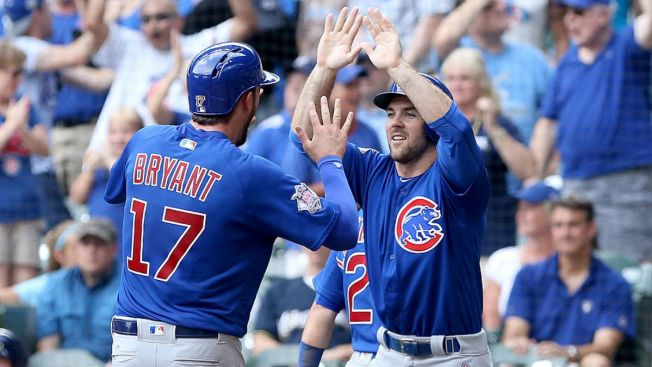 Jake Arrieta gets rocked in Game 1 of Cubs' doubleheader