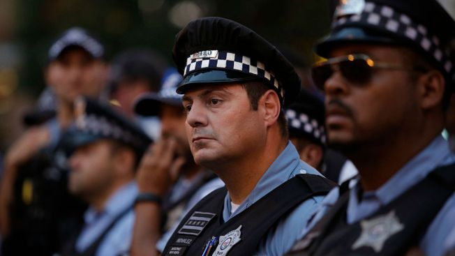 Chicago Police Unveil New Officer Use-of-Force Policy
