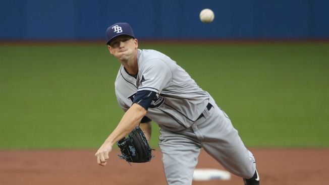 Cubs sign LHP Drew Smyly to 2-year deal