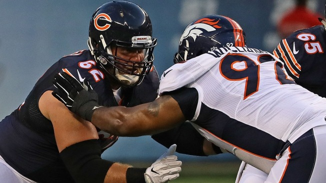 Chicago Bears Sign Ted Larsen to 1-Year Contract