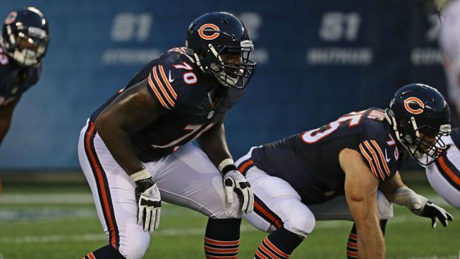 Massie, Unrein Doubtful for Bears Sunday vs. Giants