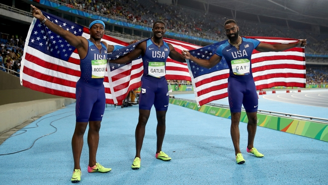 US Protest Rejected, Canada Keeps Bronze in Men's 4x100m Relay