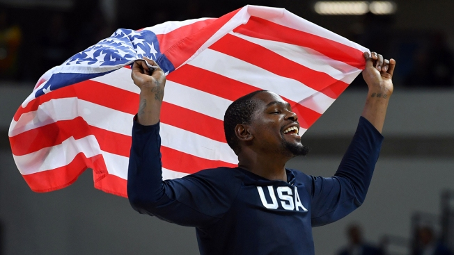 US men's basketball team wins final gold of Rio Olympics