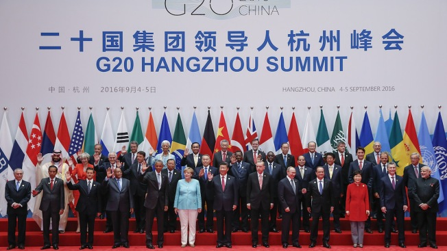 Trade Tensions Overshadow Global Economic Summit