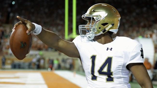 Notre Dame QB DeShone Kizer Declares for NFL Draft