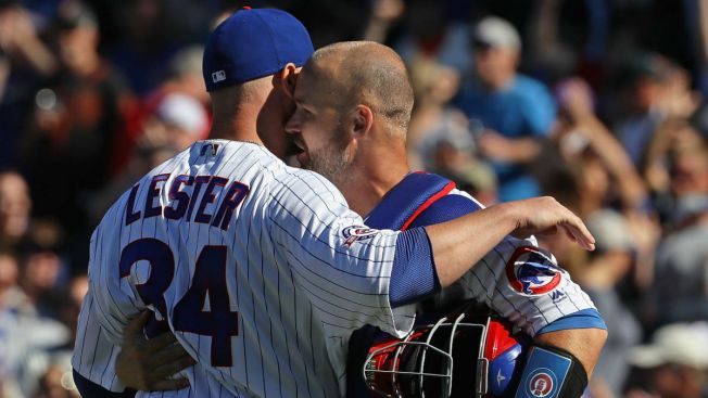 David Ross Pens Touching Tribute to Jon Lester