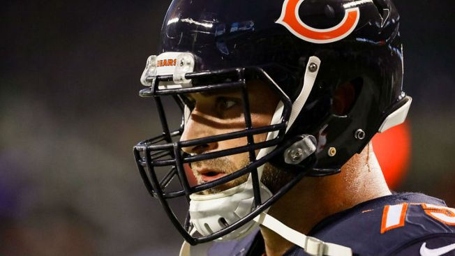 Kyle Long Out for Rest of Season: Report